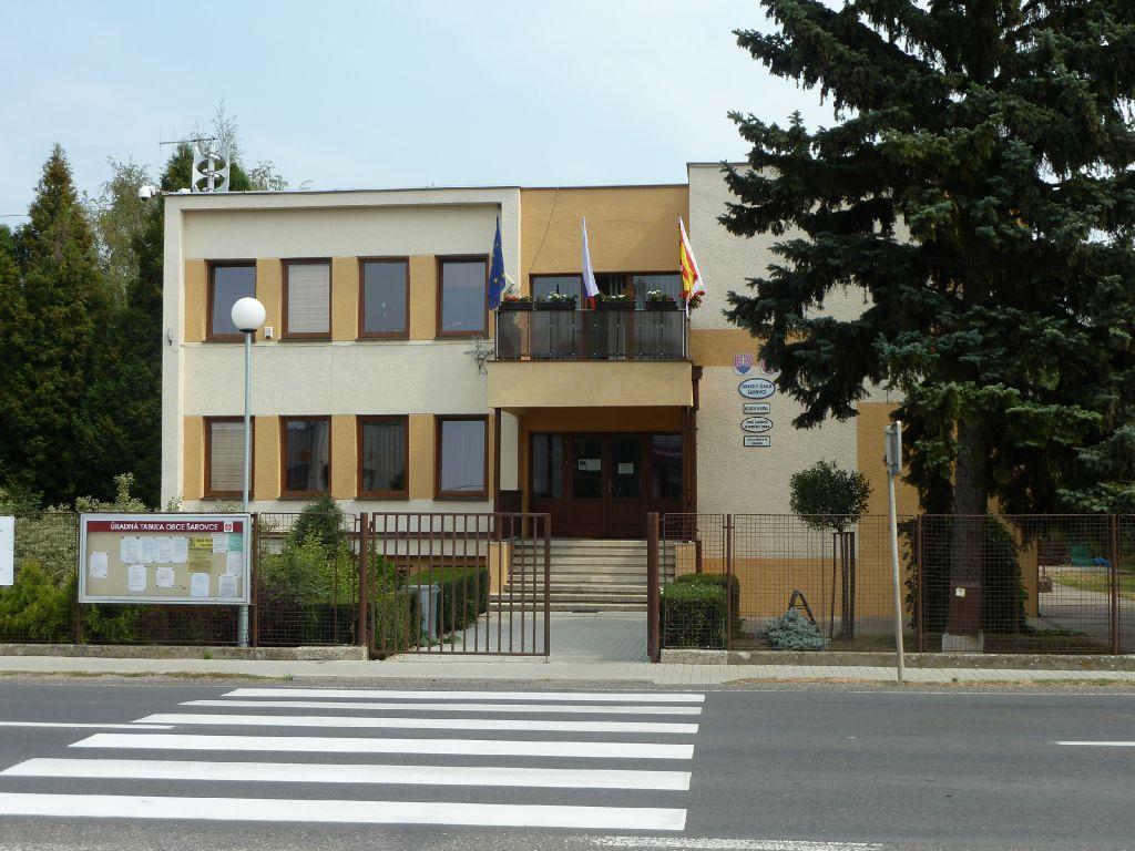 4bece041e Obecný úrad - Oficiálne stránky obce Šarovce