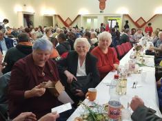 Stretnutie jubilantov a dôchodcov