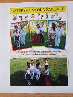 Oslava Materskej školy