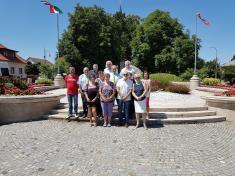 Stretnutie družobných obcí vo Veresegyházi