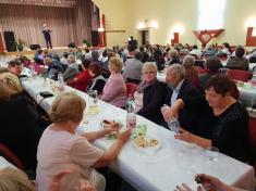 Jubilanti a hostia z Čiech
