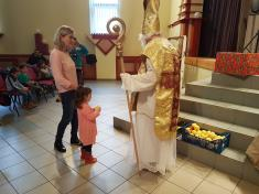 Mikulášsky program v Šarovciach –  27.11.2018