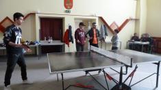 Stolnotenisový turnaj – 12.03.2019