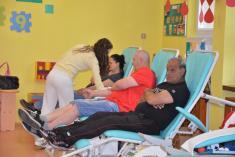 Darovanie krvi v MŠ