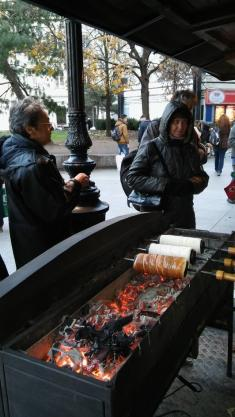 Budapest - Vianočné  trhy